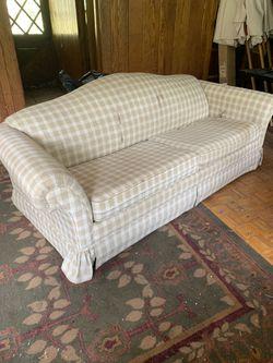 Sleeper Sofa - Free to good home for Sale in Sharpsburg,  PA