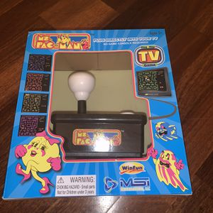 Ms. Pac-Man Plug N Play Arcade Game for Sale in Chandler, AZ