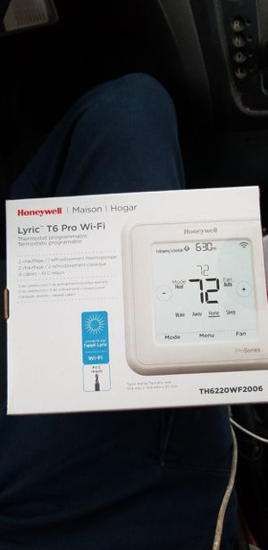 Honeywell wifi thermostat for Sale in Austin, TX