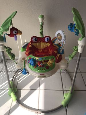 Fisher Price Rainforest Jumperoo for Sale in Santa Ana, CA