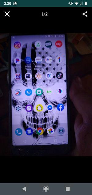 Motorola e5 plus phone for Sale in Oswego, IL