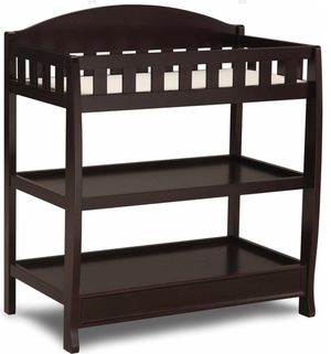 Children changing table - black for Sale in Denver, CO