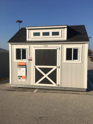 Tuff Shed Display 10x12 TR700 was $4,927 now $4,400 DELIVERY INCLUDED for Sale in Overland, MO
