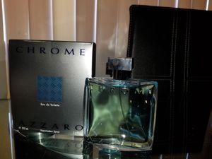 Azzaro chrome 100 ml - 3.4oz for Sale in Tempe, AZ