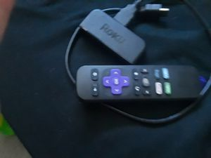 Roku to watch movies for Sale in San Diego, CA