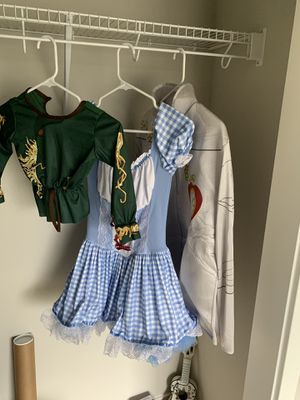 Wizard of Oz costumes for Sale in Everett, WA
