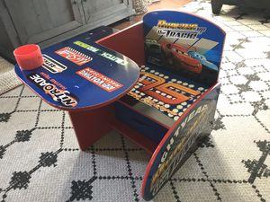 Lightning McQueen kids wooden desk for Sale in Fontana, CA