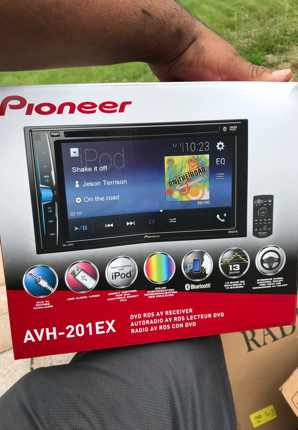 pioneer touchscreen radio with bose speakers