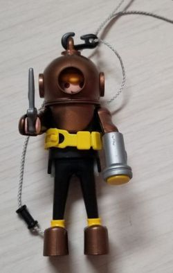 Playmobil Deep Sea Diver vintage for Sale in Miami,  FL