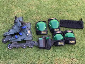 Like new Size 6 roller blades for Sale in Kailua-Kona, HI