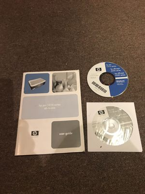 HO PSC 1310 series user guide with two discs for Sale in Brooklyn, NY