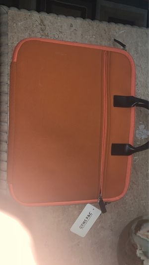 XL computer bag paddled for Sale in Azusa, CA