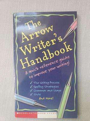 The Arrow Writer's Handbook for Sale in Richland, WA