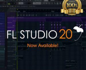 Fl studio 20 mac n pc for Sale in Avon, OH