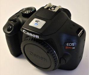 Canon EOS Rebel T6 Digital Camera Body for Sale in Miami, FL