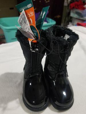 Sporto waterproof botas para niña de 1 a 2 años #5 for Sale in Takoma Park, MD