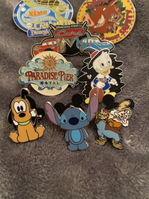 Disney Collectible pins for Sale in Long Beach, CA