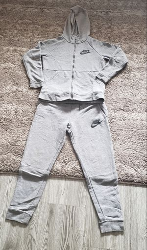 Nike Kids Hoodie Pants Athletic Set Size L for Sale in Los Angeles, CA