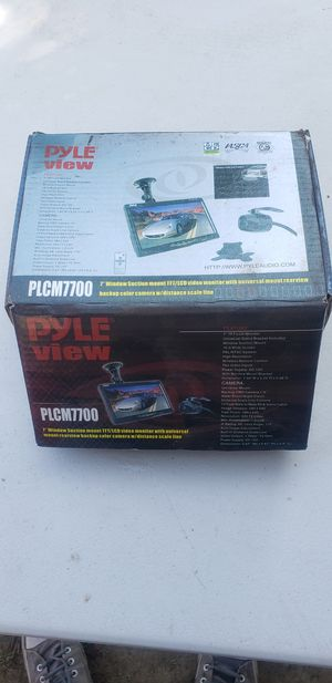 Rear view camera for Sale in Reedley, CA