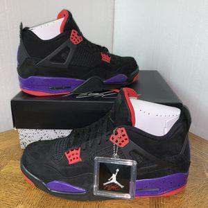Nike Air Jordan 4 Raptors ( Drakes ) Sz 10.5 for Sale in Deltona, FL