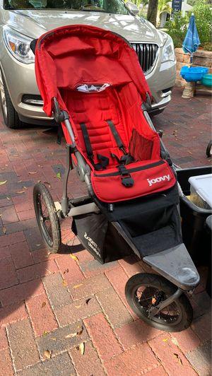 Joovy 360 ultralight jogging running stroller for Sale in Clearwater, FL