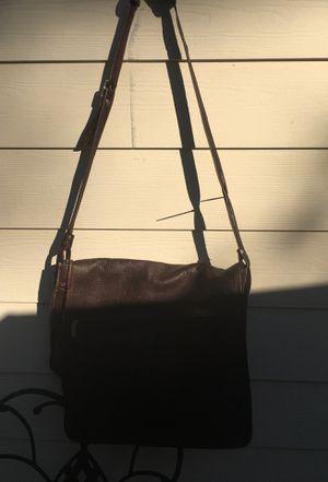 Wilson Leather Crossbody Scatchel Messenger Bag for Sale in Stone Mountain, GA