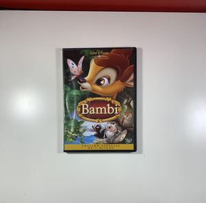 Bambi Special Edition DVD for Sale in North Miami Beach, FL