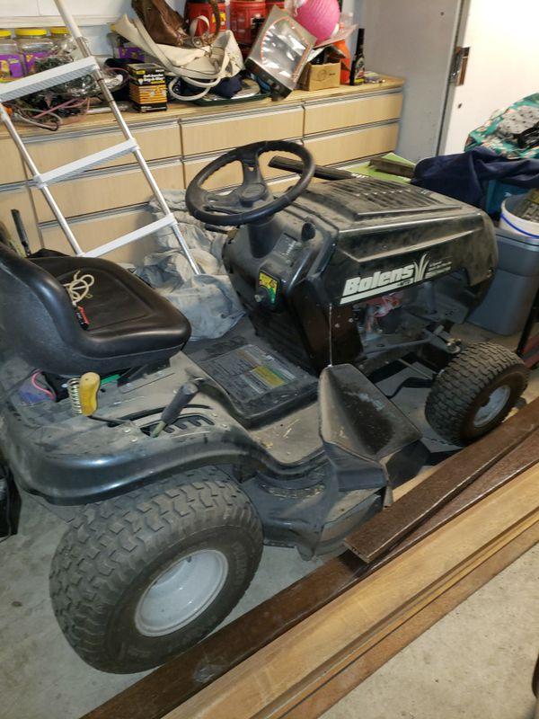 Bolens riding lawn tractor