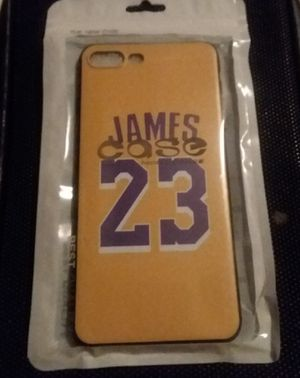 Lebron James iPhone 8plus case for Sale in Cape Girardeau, MO