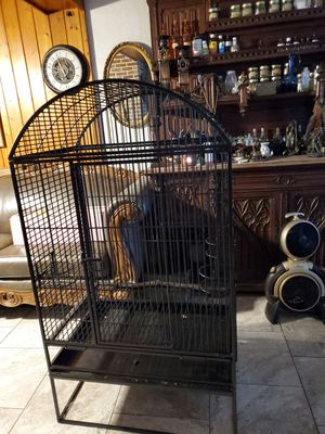Parrot bird cage for Sale in Seffner, FL