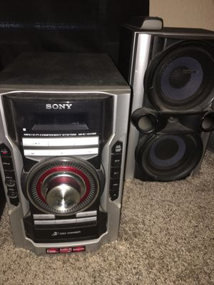 Sony stereo for Sale in Houston, TX
