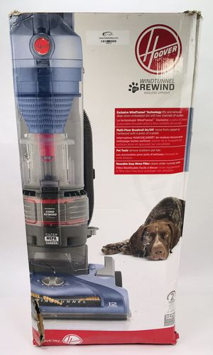 Hoover Wind Tunnel Rewind Pet Bagless Vacuum for Sale in Indianapolis, IN