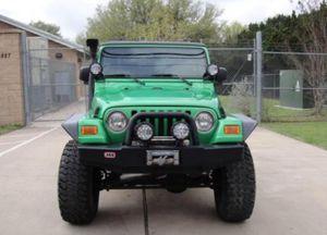 Price$12O0 Jeep Wrangler 2O04 for Sale in Miami, FL