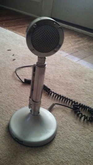 Astatic vintage mic for Sale in Evansville, IN