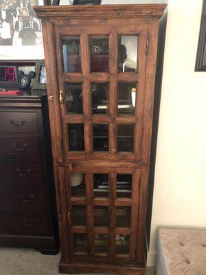 Crate and Barrel Curio for Sale in Alexandria, VA