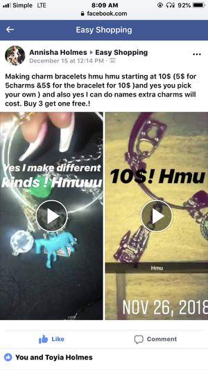 Charm bracelets for Sale in Nashville, TN