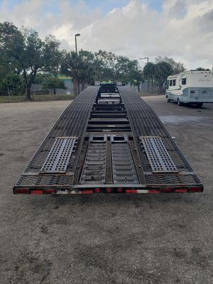 2018 kauffman wedge trailer for Sale in Pompano Beach, FL