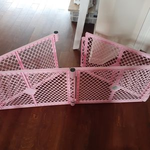 (4) Piece Baby Gate for Sale in Stockbridge, GA
