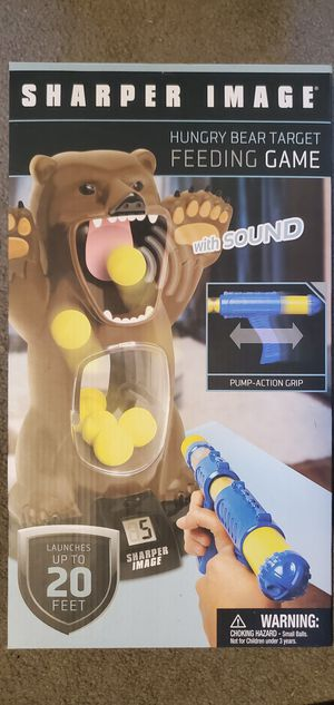 $15 Indoor Target Shooting Game - Hungry Bear for Sale in Tustin, CA