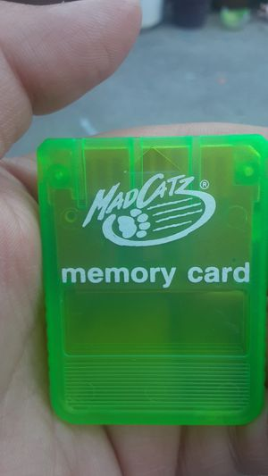 Mad Catz memory card for Sale in Oakland, CA