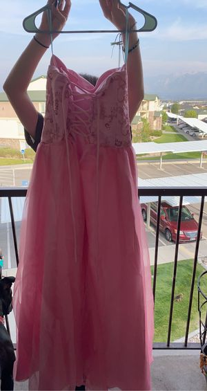 Pink prom/ quince dress for Sale in South Jordan, UT