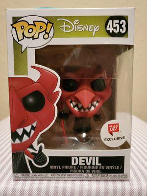 Funko Pop Devil Nightmare Before Christmas for Sale in Orlando, FL