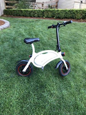 Ancheer electric bike like new for Sale in Kent, WA