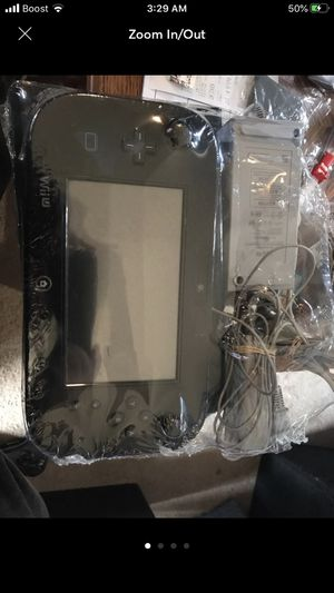 Nintendo Wii U for Sale in Winston-Salem, NC