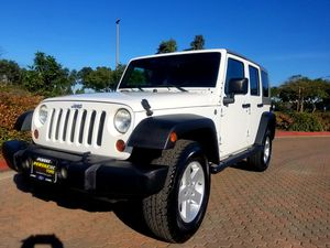 2008 JEEP WRANGLER X UNLIMITED 4X4 ,AUTOMATIC!!! for Sale in San Diego, CA
