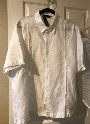 Men's linen shirt for Sale in Oakley, CA