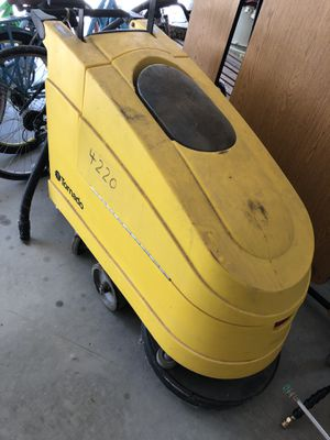 Tornado floor scrubber for Sale in Houston, TX