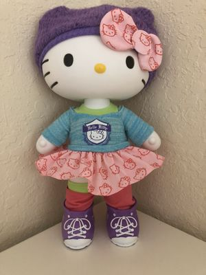 Hello Kitty Dance Doll ⚠️Pick up at Doral⚠️ zip code 33178 for Sale in Miami, FL