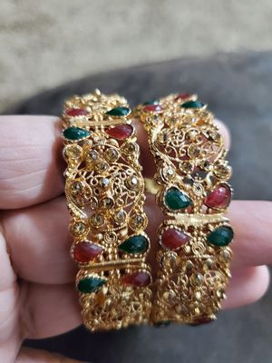 Womens set of 2 bangles bracelet for Sale in Baltimore, MD