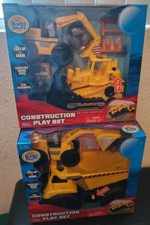 New construction play set $10 each for Sale in Riverside, CA